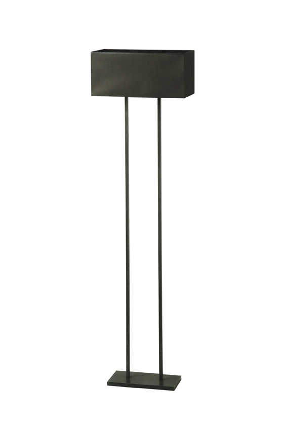 Duetto Floor Lamp Black