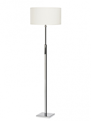 floor lamp lampadaire fabric