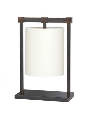 table lamp cylindrique